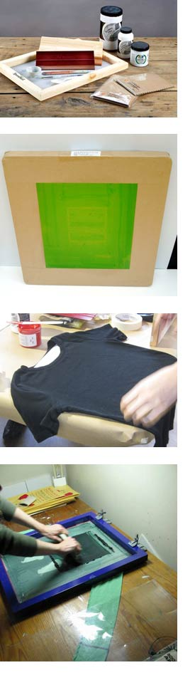 SCREEN PRINTING